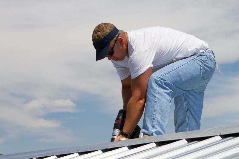 commercial roofing technician bay city mi